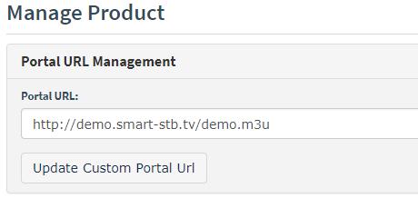 How to add or change my m3u playlist - Knowledgebase - Smart STB